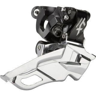 Shimano Deore XT FD-M781 3x10 Down Swing - Dual-Pull, schwarz - Umwerfer