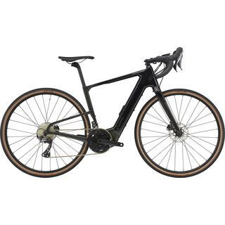 Cannondale Topstone Neo Carbon 2 black pearl 2021