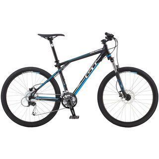 GT Avalanche Sport 2014, matte black - Mountainbike