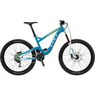 GT Force X Sport 27.5 2015, blue/white - Mountainbike