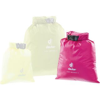 Deuter Light Drypack 3, magenta - Packsack