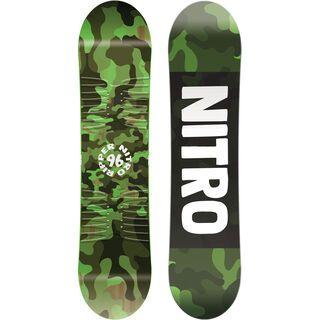 Nitro Ripper Kids 2021 - Snowboard