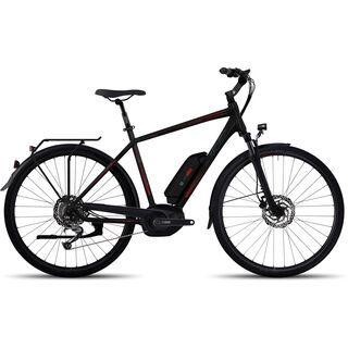 Ghost Hybride Andasol Trekking 5 500 2017, black/red - E-Bike