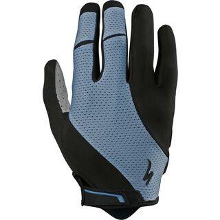 Specialized Body Geometry Gel Long Finger, dust blue - Fahrradhandschuhe