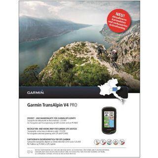 Garmin TransAlpin V4 Pro (DVD/microSD) - Karte