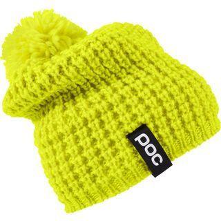 POC Color Beanie, hexane yellow - Mütze