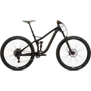 NS Bikes Snabb Plus 1 2017, black - Mountainbike