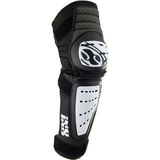 IXS Cleaver Knee Guard, white - Knie/Schienbeinschützer