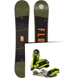 Set: Flow Micron Chill 2017 + Nitro Charger (1459567S)