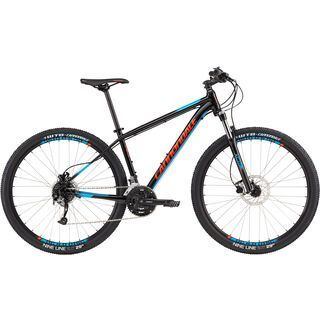 Cannondale Trail 5 27.5 2017, black/blue/red - Mountainbike