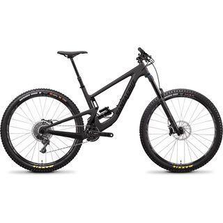 Santa Cruz Megatower CC X01 Air 2020, black - Mountainbike