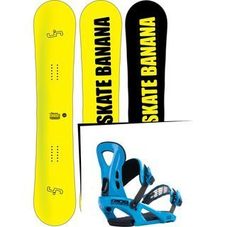 Set: Lib Tech Sk8 Banana 10 years 2017 + Ride LX (1178200S)