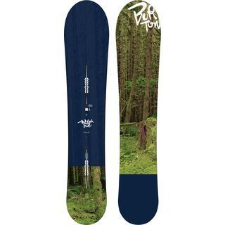 Set: Burton Modified Fish 2017 +  Malavita EST (1712859)