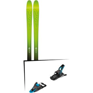 Set: K2 SKI Pinnacle 95 2017 + Salomon S/Lab Shift MNC (2212364)