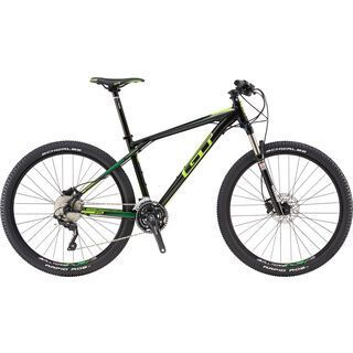 GT Avalanche Expert 27.5 2016, black/lime - Mountainbike