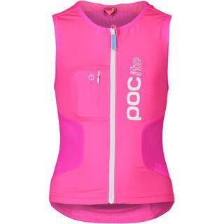 POC POCito VPD Air Vest fluorescent pink