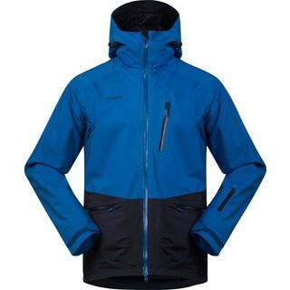 Bergans Myrkdalen Insulated Jacket, ocean/dark navy - Skijacke