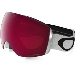 Oakley Flight Deck Prizm, matte white/Lens: rose - Skibrille