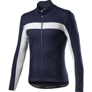 Castelli Mortirolo VI Jacket savile blue