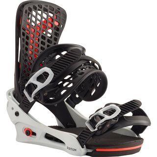 Burton Genesis 2020, black/frost - Snowboardbindung