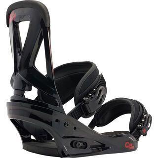 Burton Custom 2016, Black/Red - Snowboardbindung
