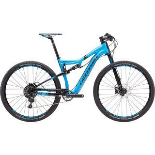 Cannondale Scalpel Carbon 2 29 2016, blue/black - Mountainbike