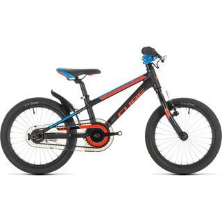 Cube Cubie 160 2019, black´n´red´n´blue - Kinderfahrrad