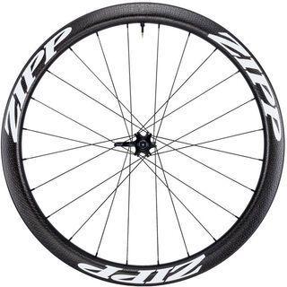 Zipp 303 Firecrest Carbon Clincher Tubeless Disc-brake, schwarz/weiß - Vorderrad