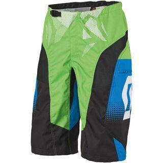 Scott DH ls/fit Shorts, blue/green - Radhose