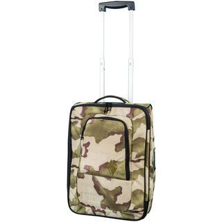 Nitro Team Carry On Bag, Desert Camo - Trolley
