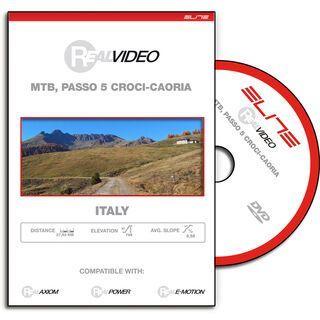 Elite MTB, Passo 5 Croci-Caoria - DVD