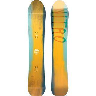 Nitro Quiver Fusion 2021 - Snowboard