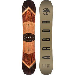 Arbor Wasteland Mid Wide 2017 - Snowboard