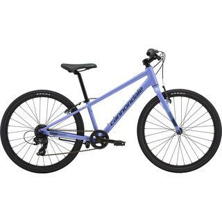 Cannondale Quick 24 Girl's 2019, violet tonic - Kinderfahrrad