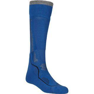 Ortovox Socks Ski Light, blue ocean - Socken