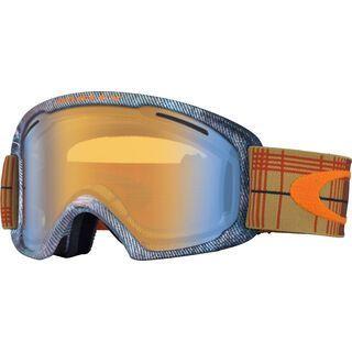 Oakley O2 XL, aberdeen copper rhone/Lens: hi persimmon iridium