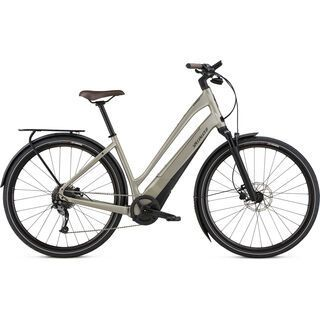 Specialized Turbo Como 4.0 Low Entry 2018, platinum/black - E-Bike
