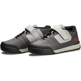 Ride Concepts Men's Transition Clipless, charcoal/red - Radschuhe