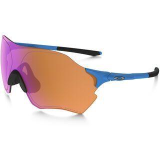 Oakley EVZero Range, matte sky blue/Lens: prizm trail - Sportbrille