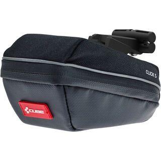 Cube Satteltasche Click S black