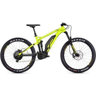 Ghost Hybride Kato FS S6.7+ AL 2018, neon yellow/black - E-Bike