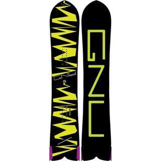 Gnu Finsanity 2017 - Snowboard