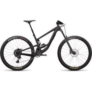 Santa Cruz Megatower C R 2020, black - Mountainbike