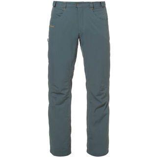 Vaude Men's Craigel Padded Pants, dark steel - Hose