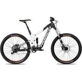 Norco Range C 7.4 2016, black/white - Mountainbike