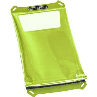 Ortlieb Safe-it M, transparent-limone - Schutzhülle