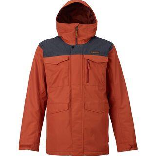 Burton Covert Jacket, picante/denim - Snowboardjacke