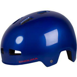 ***2. Wahl*** Endura PissPot Helmet blau