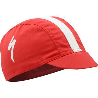 Specialized Podium Hat - Cycling Fit, red - Radmütze