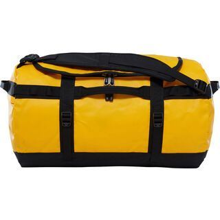 The North Face Base Camp Duffel - Small, summit gold/tnf black - Reisetasche
